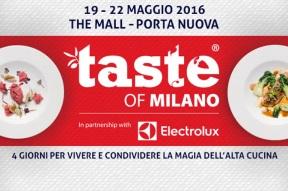 Taste of Milano 2016: Ingressi Scontati