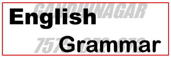English Grammar E-Book By Angel Acandemy Gandhinagar