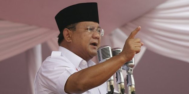 Prabowo Ingin Jadikan Indonesia Rumah Yang Berdaulat Bagi Rakyatnya Sendiri