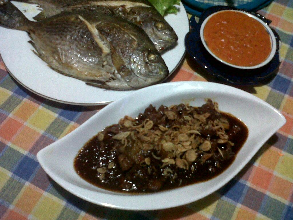 Resep Ikan Masak Sawi Asin Sederhana yang Cocok Jadi Lauk Sedap Makan Malam