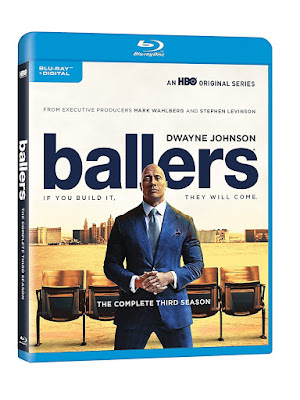 Ballers Season 3 Blu-ray