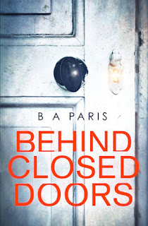Behind Closed Doors by B. A. Paris book cover