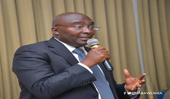 Vice President Bawumia Exposes NDC Hypocrisy on Hardships