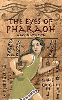 A mystery in ancient Egypt for middle grade readers, teachers and homeschool