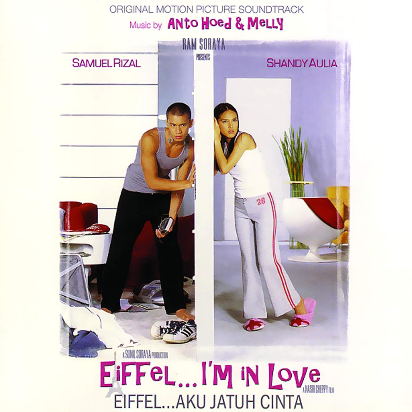 melly goeslaw   ost eiffel i m in love full album 2003