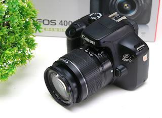 Jual Canon 4000D Fullset Second
