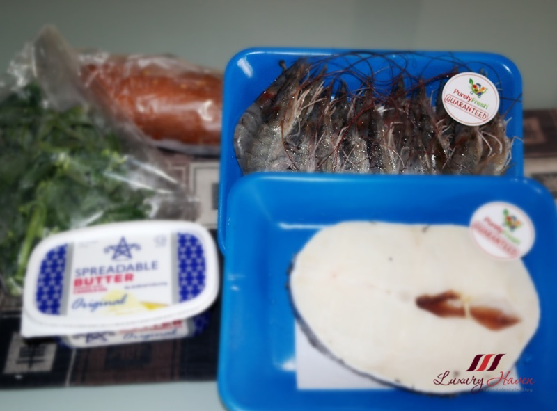 purelyfresh online grocery store singapore fresh seafood