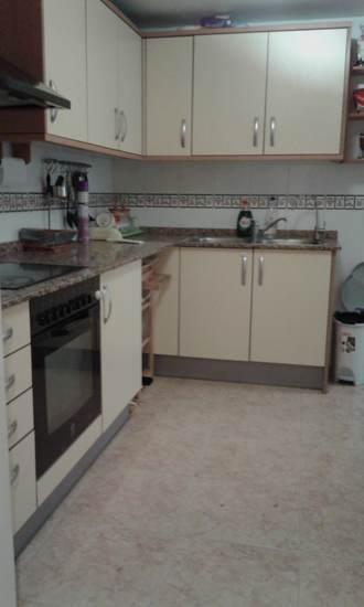piso en alquiler calle don juan de austria almazora cocina