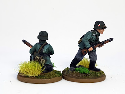 WW2 Blitzkrieg German Miniatures 28mm
