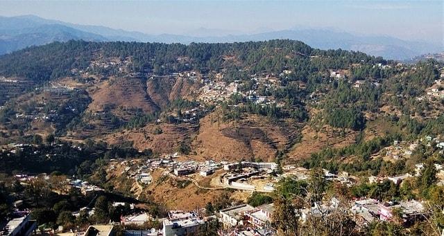 Lansdowne Pauri Garhwal Travel Guide Uttarakhand