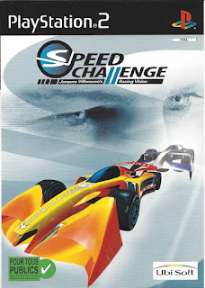 Download Speed Challenge - Jacques Villeneuve's Racing Vision PS2 ISO