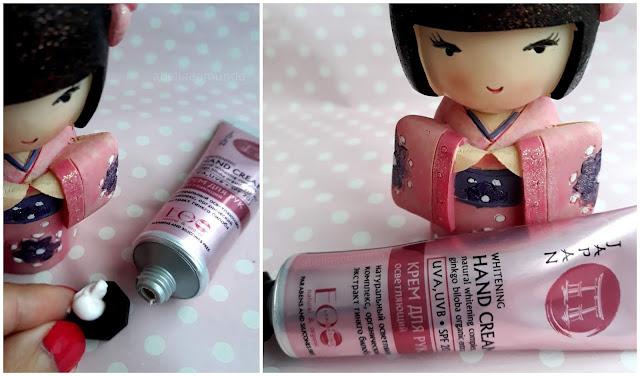 japan hand cream - crueltyfree - eo laboratoire - a bella e o mundo