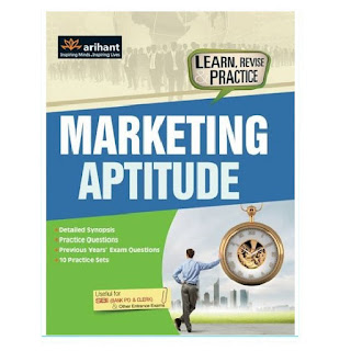 Arihant Objective Marketing Aptitude [English Edition]