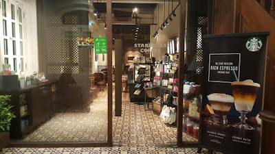 Starbucks Green Hall Penang Opening Discount Promo