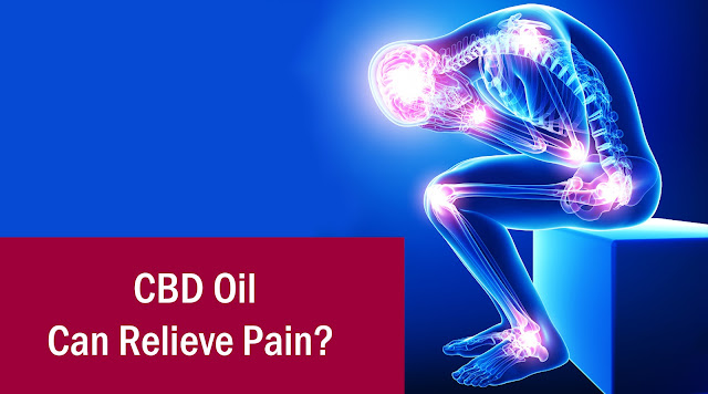 CBD Oil Can Relieve Pain