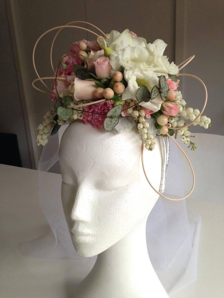Naomi Rose Floral Design       Flower crowns eab0199b0bb