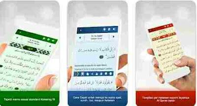 MyQur'an Al-Qur'an dan Terjemahan