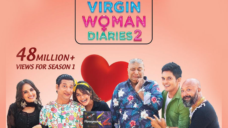 Virgin Woman Diaries (2019) Hindi Season 2 Complete Web