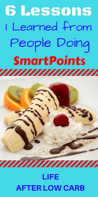Banana with Chocolate Syrup is What SmartPoints People Eat