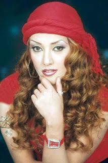 شمس (Shams)، ممثلة مصرية