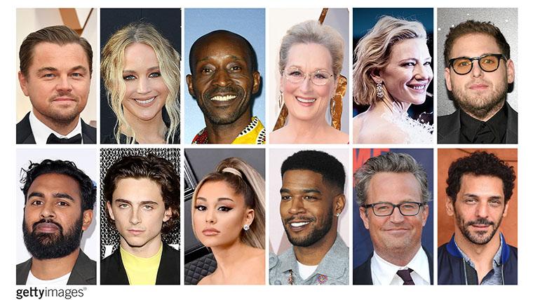 Netflix roba al cine tradicional sus grandes estrellas con DiCaprio, Lawrence, Streep y Blanchett para  Don't Look Up