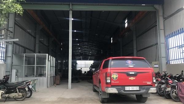 Xưởng sàn xuất tấm sàn grating Vĩnh Phát, sàn thép grating giá rẻ, nắp hố ga nhúng kẽm độ bền cao