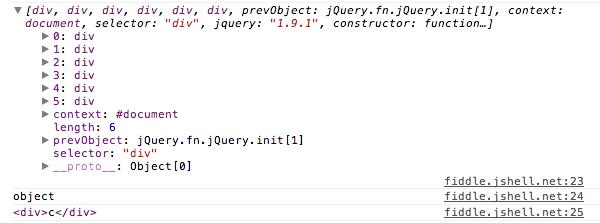 jQuery Object Quacks like an Array Duck · Manorisms