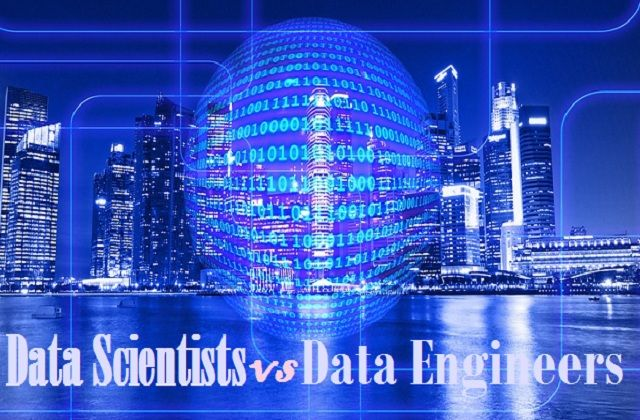 Data Scientists vs Data Engineers