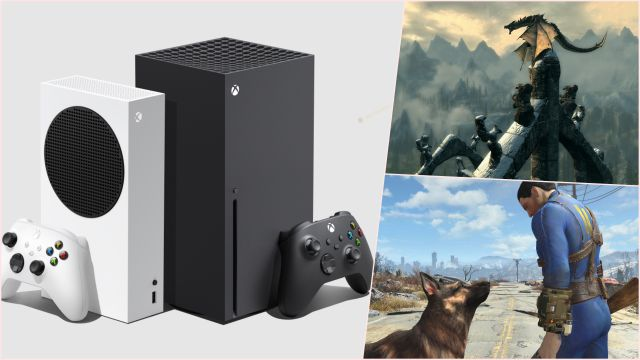 Skyrim Special Edition, Fallout 4 and more receive FPS Boost on Xbox Series X | S