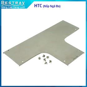 Bestray | Máng Cáp Dạng Lưới | Co, Tê | Nắp Ngã Ba (HTC)