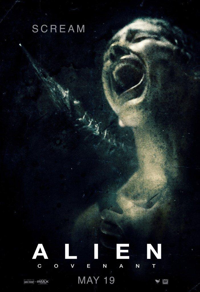 Filme Poster Alien: Covenantado