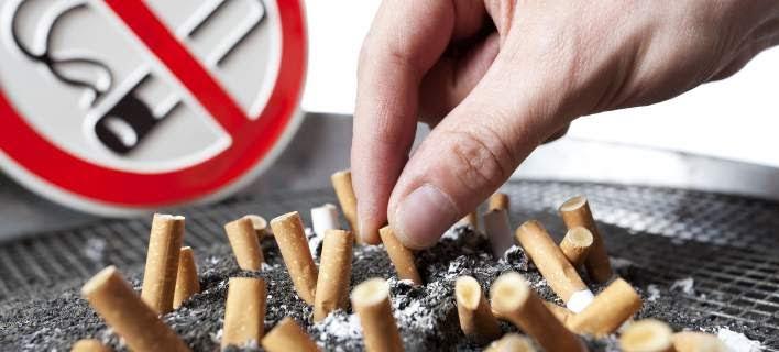 Καταγγελία στο 1142 για κάπνισμα στα ΕΛΤΑ Λάρισας και στο Νοσοκομείο Καρδίτσας!