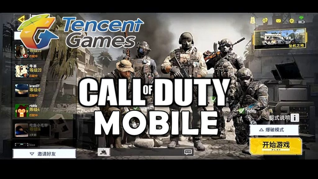 call of duty mobile download pc