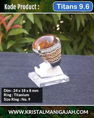 Cincin MG Titans 96