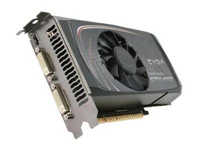 Nvidia GeForce GTX 450完全ドライバーのダウンロード