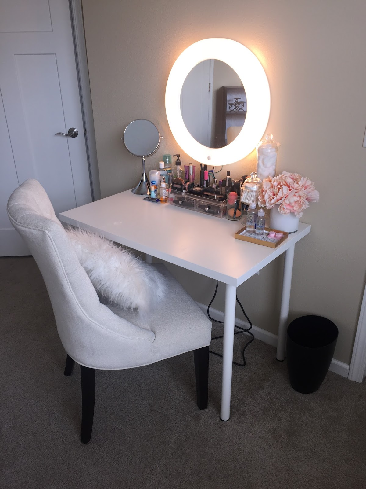 California Cupcake My New Vanity