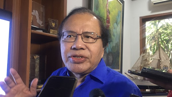 Rizal Ramli: Negeri Nyaris Pecah karena Ahok, kok Pak Jokowi Mau Bikin Masalah Baru