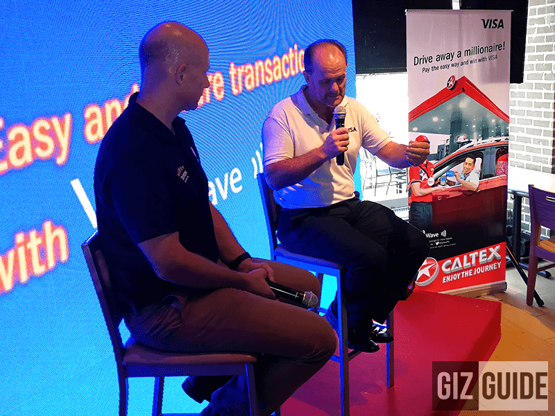 caltex-paywave-3 Caltex Partners With Visa For PayWave Contactless Cost, Drive Away A Millionaire Promo Launched Technology