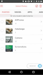 YoAndroideo.com: Compartir fotos, videos y otros ficheros facilmente con FotoSwipe