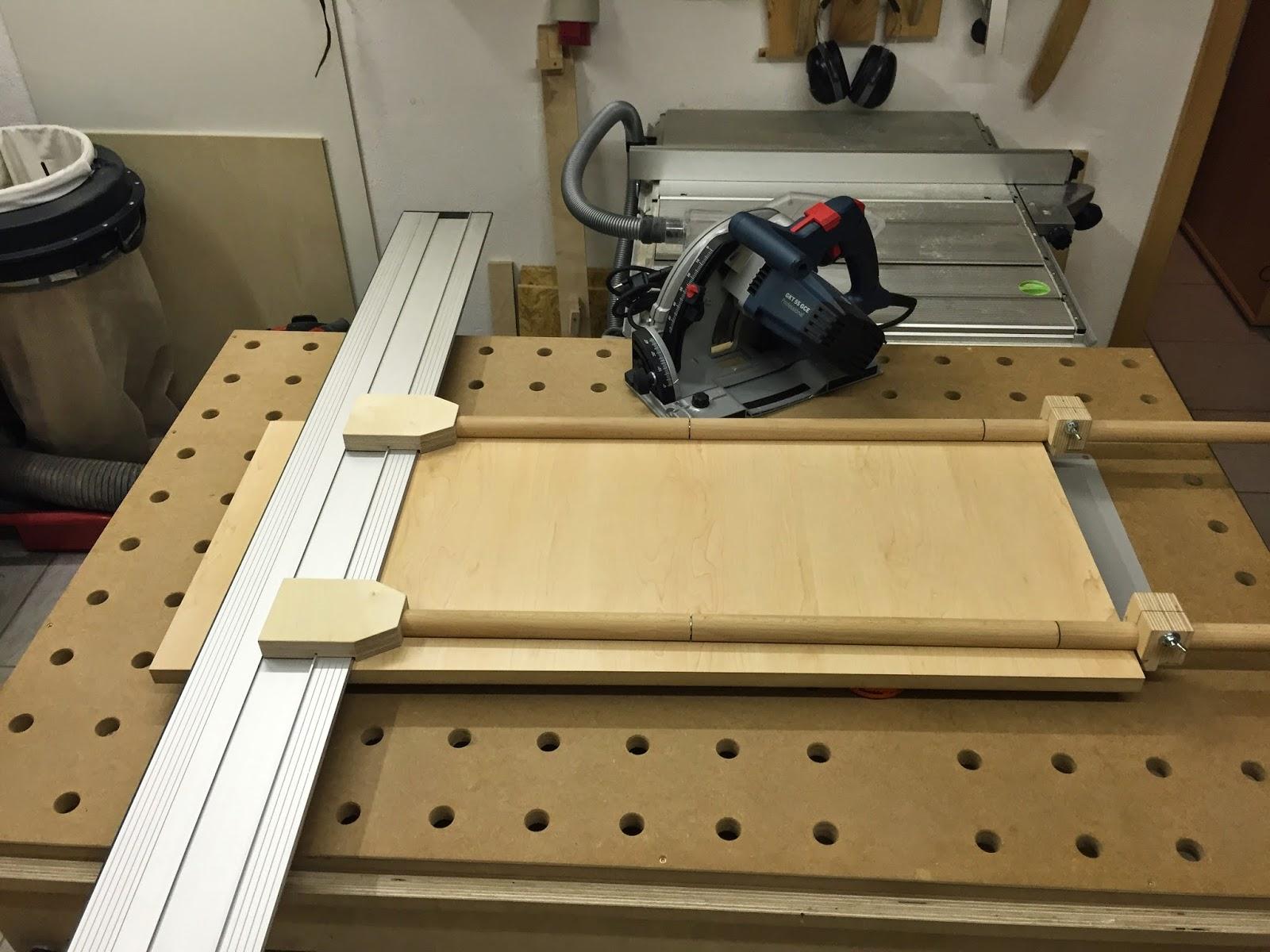Ma anschlagschienen 2 0 anschlagschienen f r bosch mafell f hrungsschienen - Werkzeugwand selber bauen ...