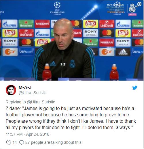Zidane M A J
