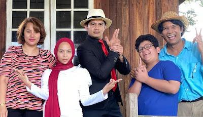 Senarai Pelakon Drama Kampung People 2 (Slot Lestary)