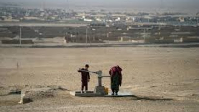 The International Federation of Red Cross and Red Crescent Societies (IFRC) said Food shortages can be seen in Afghanistan due to drought