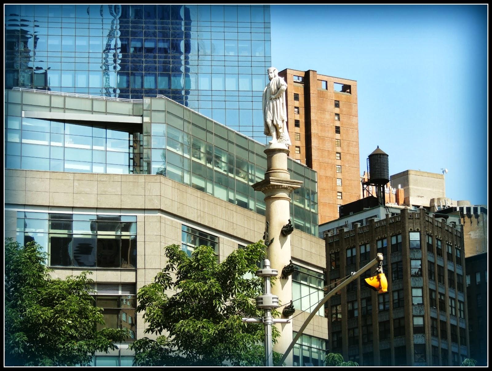 NY en 3 Días: Columbus Circle