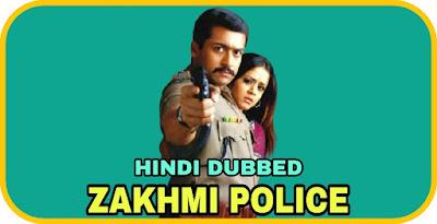 Zakhmi Police Hindi Dubbed Movie
