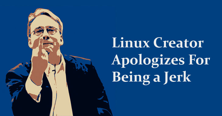 linux linus torvalds rants jerk