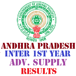 AP Intermediate 1st Year Advanced Supplementary Results