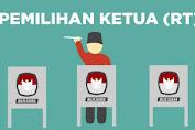 Kelurahan Angke Adakan Pemillihan Sekaligus Penetapan Ketua RT/RW Caretaker