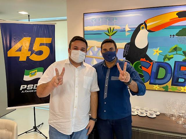 Prefeito de Caicó, Dr. Tadeu vai fortalecer a Juventude Tucana