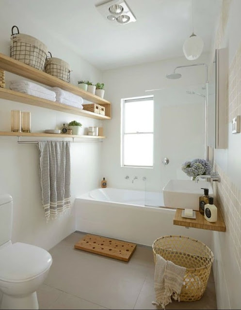Storage Ideas for Bathrooms 6
